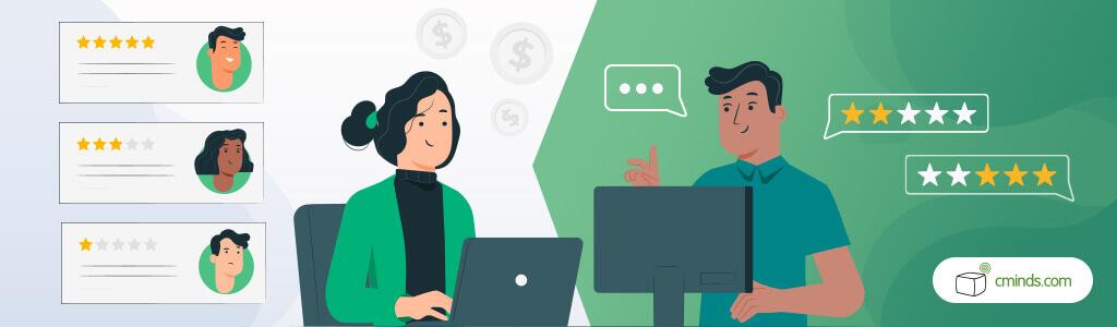 Offer Customer Testimonials - 9 Ways to Overhaul Magento Stores UX