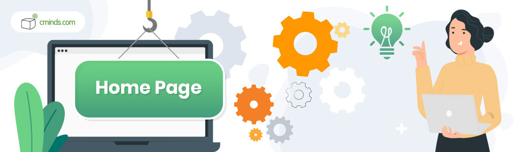 Keep The Homepage Simple - 9 Ways to Overhaul Magento Stores UX